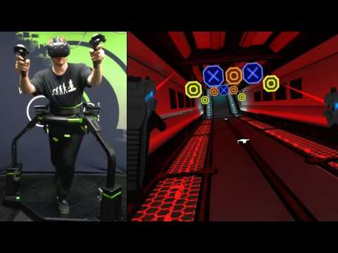 Virtuix Omni - TRAVR: Training Ops