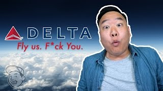 VLOG 34: DELTA CUSTOMER SERVICE SUCKS!