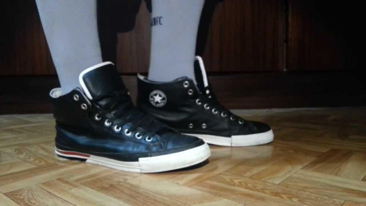 fd75d5f55cfdf Converse padded collar 2 black and adidas chelsea fc grey soccer socks