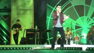 David Archuleta - Stomping the Roses/The Other Side Of Down/ALTNOY - Vietnam 07/22