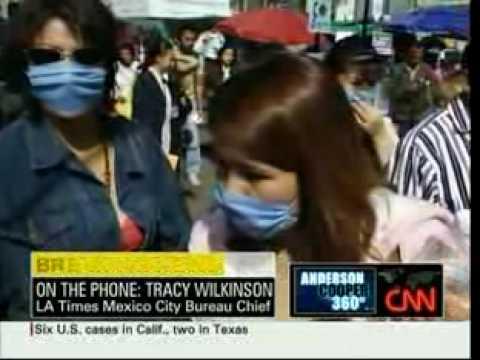 Mexico's Swine Flu Outbreak Spreads To United States 04 24 09
