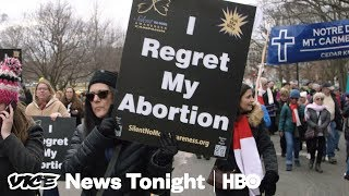 Roe V. Wade Doesn't Need To Be Overturned For Abortion To Be Harder To Access (HBO)