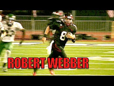 QB Robert Webber '14 Corona Centennial Game 1 Highlights  2013