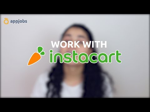 Grocery shopping jobs in Vancouver, BC- Instacart - AppJobs