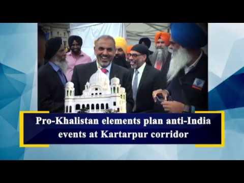 Pro-Khalistan elements plan anti-India events at Kartarpur corridor
