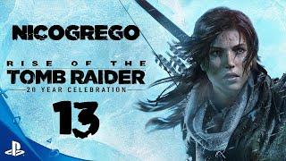 Rise of the Tomb Raider Parte 13 Gameplay LATINO