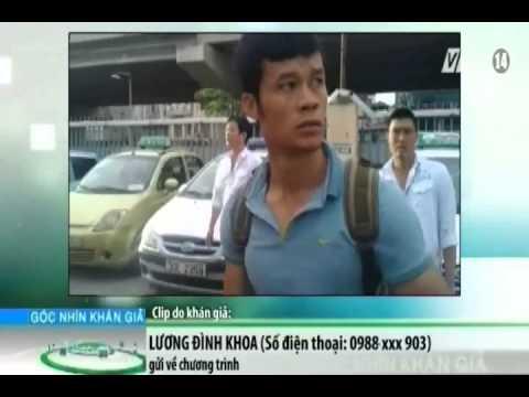 [GNKG - VTC14] - Xe khách Hà Tĩnh lừa móc tiền hành khách khi không trả khách đúng bến
