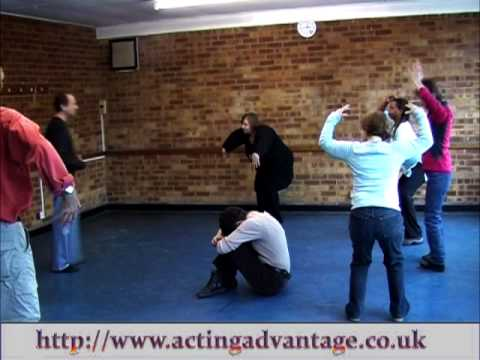 The Body Language Workshop - Acting Advantage.co.uk