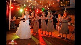 Шутки и танцы на свадьбе  Приколы 2017