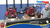 MerCruiser 5 0L MPI Complete Engine Package - YouTube