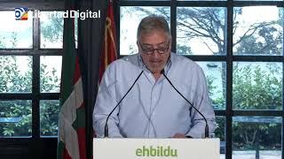 Bildu pide abordar ya la anexión de Navarra al País Vasco
