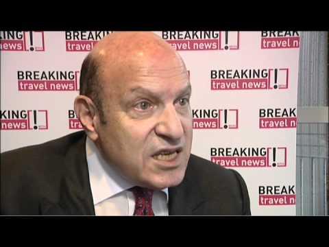 Ali Abdel-Aziz, CEO, Holding Company for Tourism, Egypt