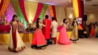 Sonia & Sohil Sangeet Dance Performance