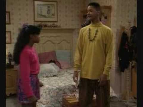 Fresh Prince Fighting Lessons