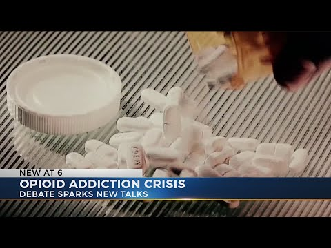 Settlement Reached In Ohio Opioid Case