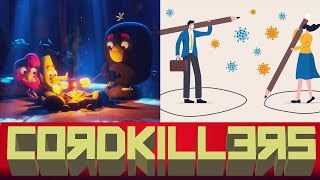 Cordkillers 306 - Welcome, We've Been Waiting For You! (w/ Lamarr Wilson)