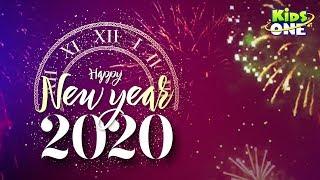 HAPPY NEW YEAR 2020 Greetings नववर्ष की हार्दिक बधाई 2020 Best New Year Wishes KidsOneHindi