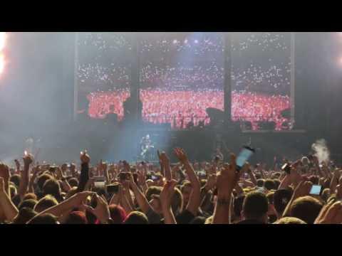 Volbeat- Mercedes-Benz Arena 29.10.2016