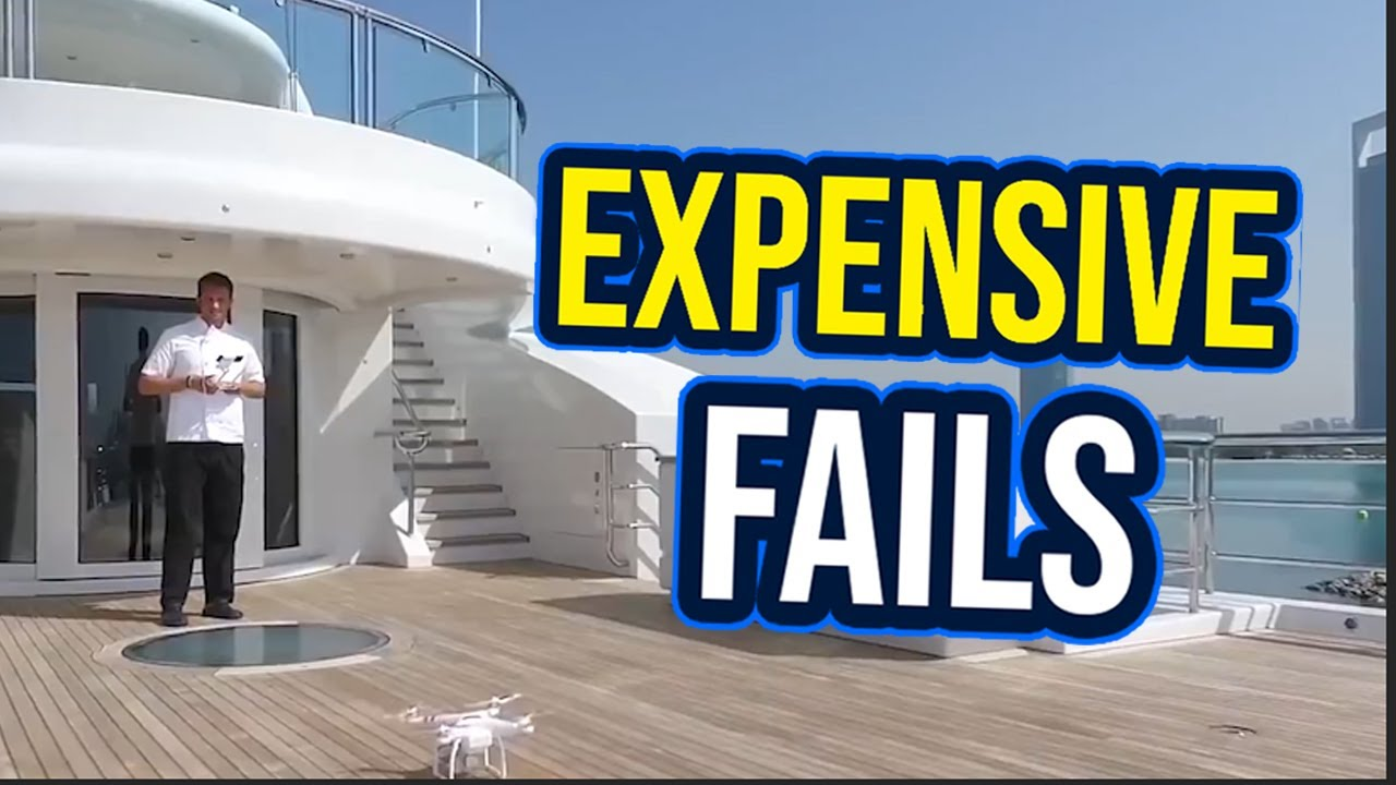 Expensive Fails Compilation 2018 | BEST FAILS ONLY