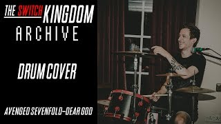 Avenged Sevenfold - Dear God Drum Cover [Tribute to Jimmy]