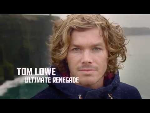 The Future of Surfing with Tom Lowe - ULTIMATE RENEGADES with Jeep Renegade