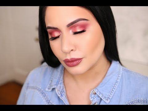 Chit Chat GRWM | Fall Vampy Look Trying New Products