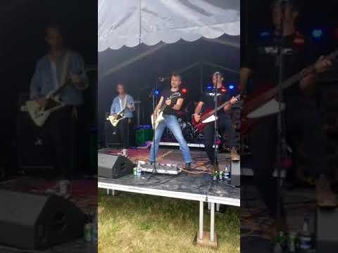 Crim Radio   Ford T Bonde blues rock Denmark Live