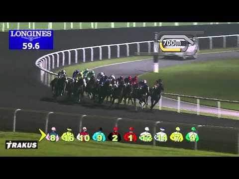 23.01.2014 Meydan (Dubai-UAE) 3.Race Gulf News Classifieds - Handicap 1.600 m