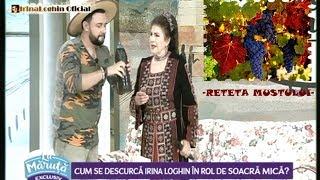 IRINA LOGHIN - RETETA MUSTULUI - EXCLUSIV!