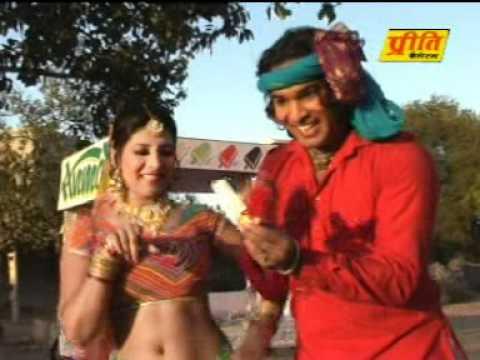 Kulfi Mawa Ki-New Rajasthani Romantic Hot Girl Dance Video Song Of 2012 By Manohar Lohar
