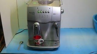 видео ремонт кофемашин saeco