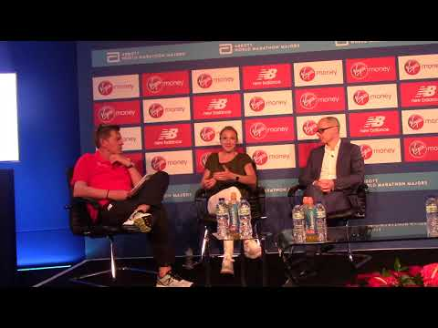 Paula Radcliffe reflects on her 2:15:25 world record 15 years later