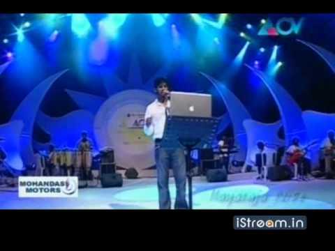 Ilayaraja Nite: Vijay Yesudas sings 'Kanne kalaimaane...'