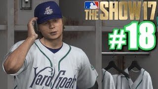 A ROSTER MOVE WAS MADE! | MLB The Show 17 | Road to the Show #18