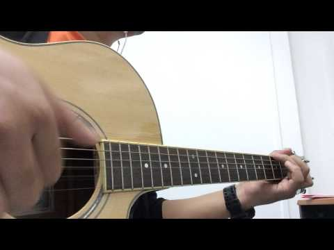 Love Song - 311 (Fingerstyle Solo Acoustic Guitar)