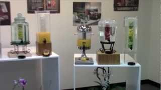 Cal-Mil Beverage Dispenser