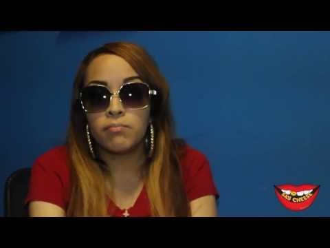 Rockie C says she is the hottest Dallas female artists right now on Say Cheese TV