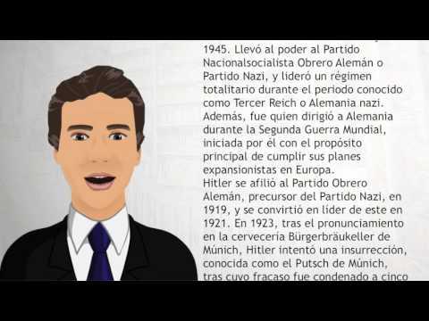 Adolf Hitler - Wiki Videos