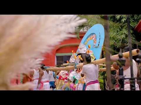 Joy joy Dugga maa-OFFICIAL VIDEO //Raj chakrobarty,SOURAV Ganguly,Mimi Chakrobarty,Shuvashree Gangul