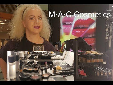MAC Cosmetics - грим и покупки - тествам ги | Sen Sen Bg