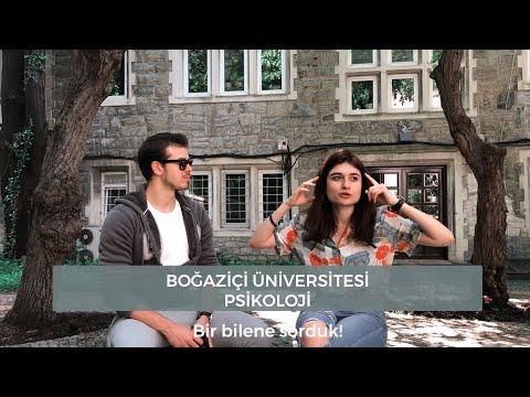 Boğaziçi Üniversitesi Psikoloji | Bir Bilene Sorduk!