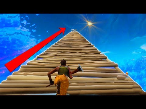 Reaching the Skybox in Fortnite