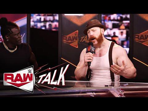 Sheamus sounds off on Drew McIntyre: Raw Talk, Feb. 15, 2021