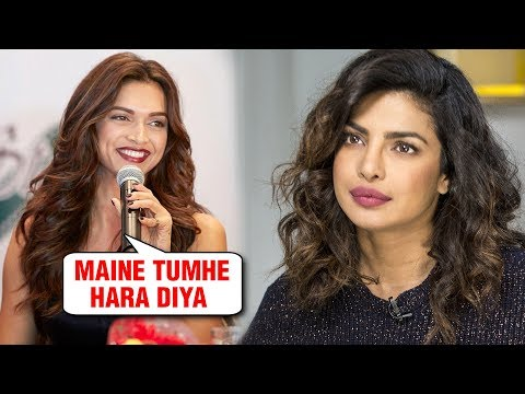 Deepika Padukone BEATS Priyanka Chopra In Being The Sexiest Asian Women 2018