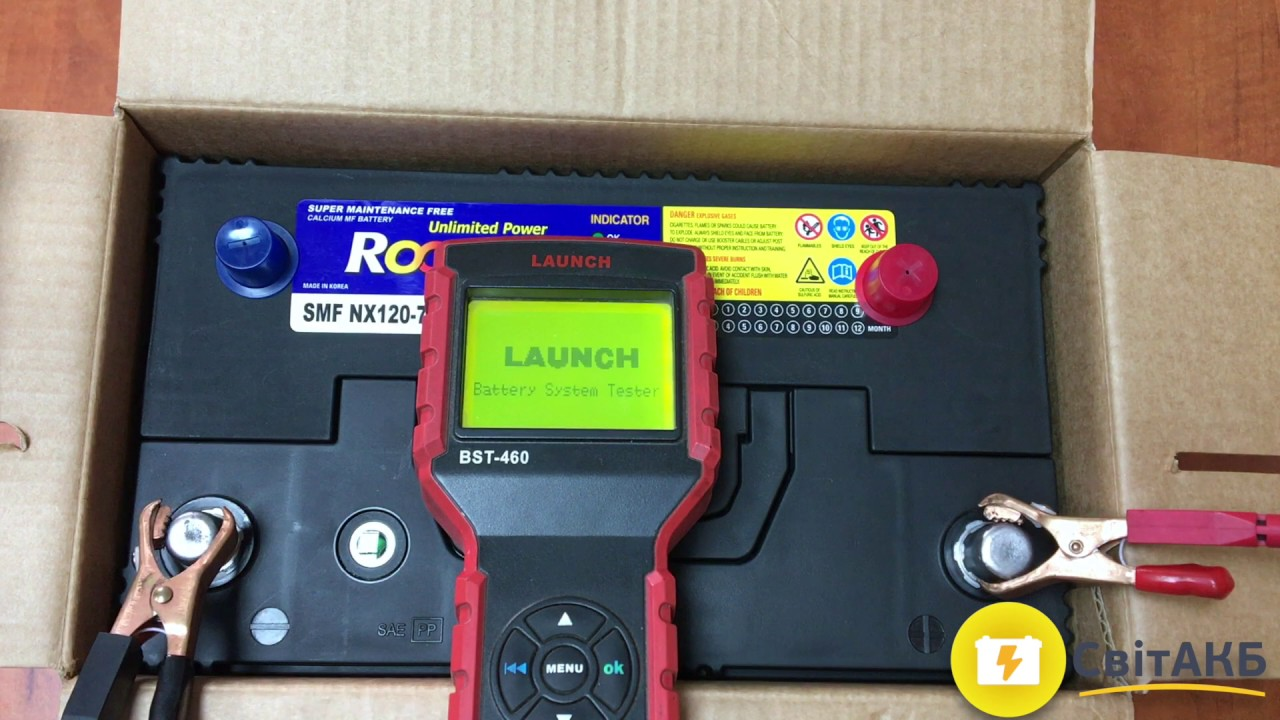 Установка аккумулятора на Lexus LX470 4.7 бензин - Rocket 90Ah JR+ .