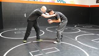 My FAVORITE wrestling Takedown - THE CLIMB BEHIND (ADVANCED)