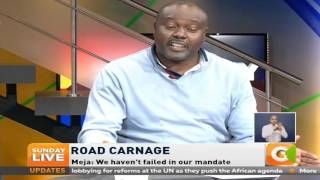 Sunday Live: Road Carnage