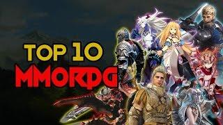 Cryy's Top 10 MMORPGs 2016-2017