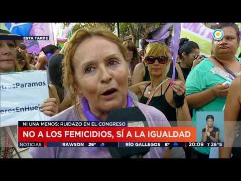 TV Pública Noticias - Ni Una Menos en Plaza de Mayo