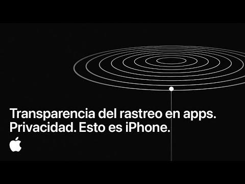 Privacidad   Transparencia del rastreo en apps   Apple